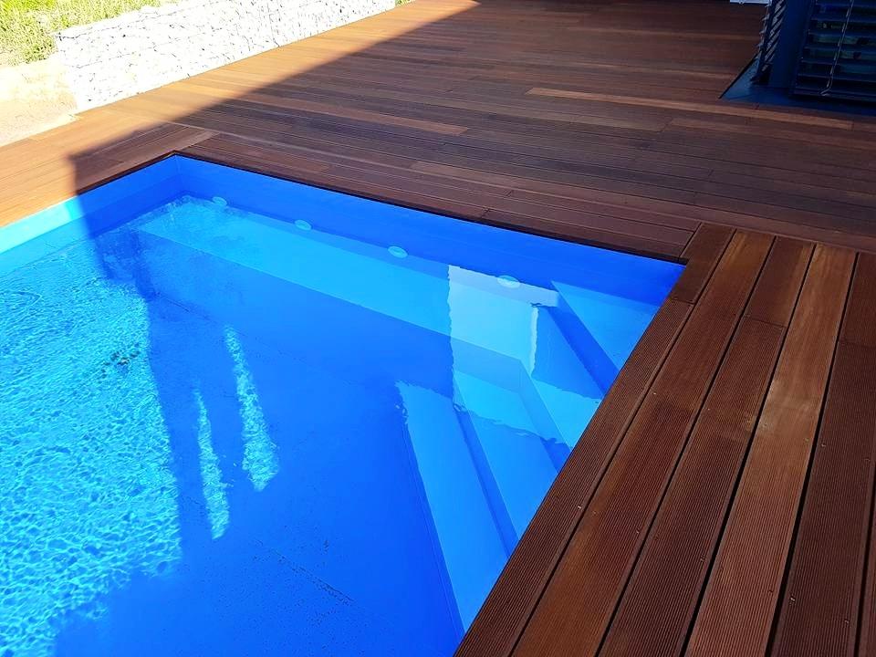 pool oval stahlwandbecken holz
